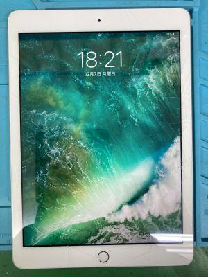 iPadガラス割れ ~大分市宮崎