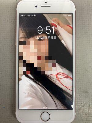 iPhoneバッテリー交換 ~大分県各地より