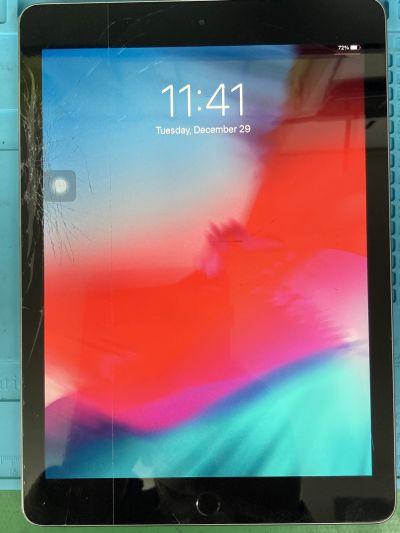 iPad6(2018)ガラス割れ ~大分市下郡