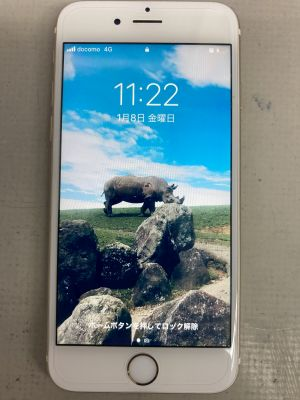 iPhone6sバッテリー交換 ~大分市泉町