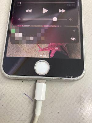 iPhone6s充電不能? ~大分市内