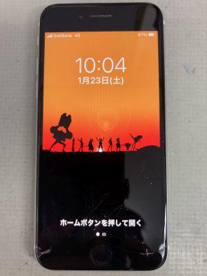 iPhoneSE2画面割れ ~大分市八幡