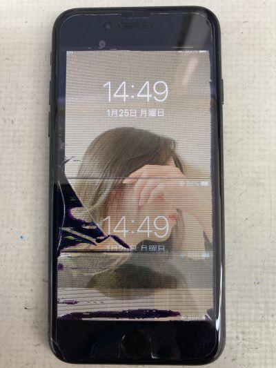 iPhone7液晶割れ ~大分市明野