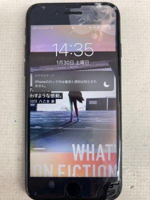 iPhone7画面修理他 ~佐伯市弥生