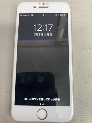 iPhone6sバッテリー交換 ~大分市牧