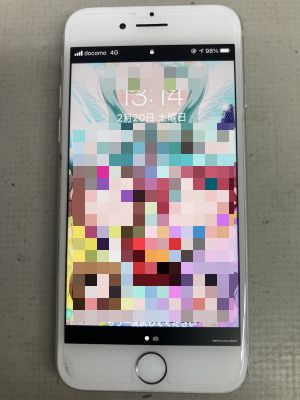 iPhone8バッテリー交換 ~大分市勢家