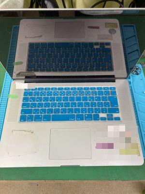 電池膨張MacBookPro ~大分市日吉