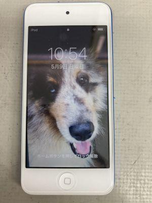 iPod Touch6電池交換 ~大分市田中