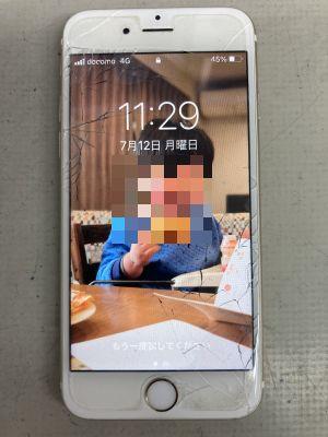 まだ活けます!! iPhone6s修理 ~大分市高城南