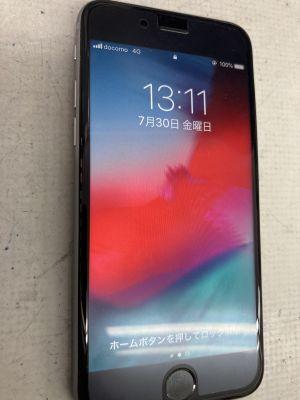 電池膨張iPhone6s ~大分市坂ノ市