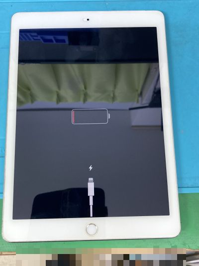 iPad Air2電池交換 ~大分市三佐